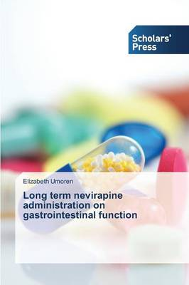 Long Term Nevirapine Administration on Gastrointestinal Function