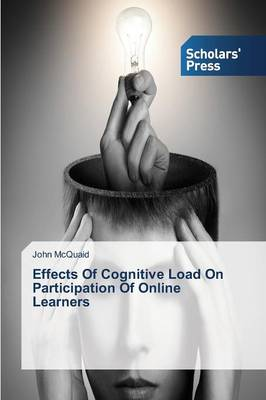 Effects of Cognitive Load on Participation of Online Learners