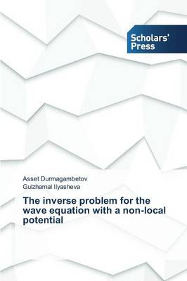 The Inverse Problem for the Wave Equation with a Non-Local Potential