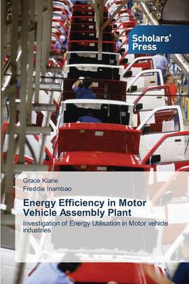 Energy Efficiency in Motor Vehicle Assembly Plant