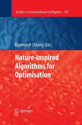 Nature-Inspired Algorithms for Optimisation