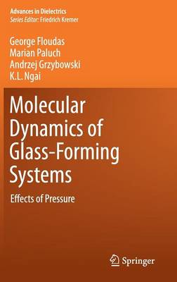 Molecular Dynamics of Glass-Forming Systems: Effects of Pressure