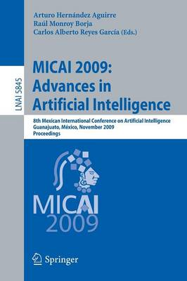 MICAI 2009: Advances in Artificial Intelligence