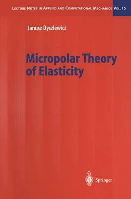 Micropolar Theory of Elasticity