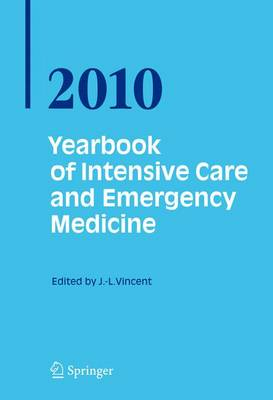 Yearbook of Intensive Care and Emergency Medicine: 2010