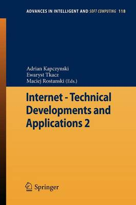 Internet - Technical Developments and Applications 2