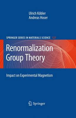 Renormalization Group Theory: Impact on Experimental Magnetism