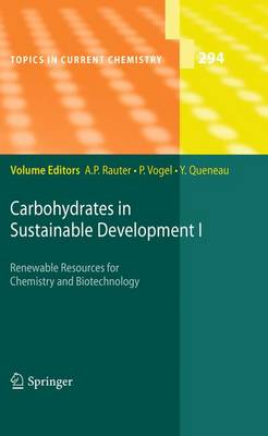 Carbohydrates in Sustainable Development I