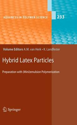 Hybrid Latex Particles: Preparation with (Mini)emulsion Polymerization