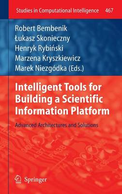 Intelligent Tools for Building a Scientific Information Platform
