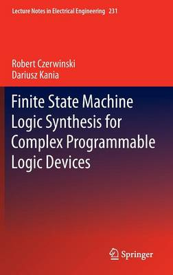 Finite State Machine Logic Synthesis for Complex Programmable Logic Devices