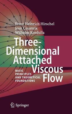 Three-Dimensional Attached Viscous Flow: Basic Principles and Theoretical Foundations