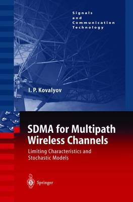 SDMA for Multipath Wireless Channels: Limiting Characteristics and Stochastic Models