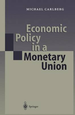 Economic Policy in a Monetary Union