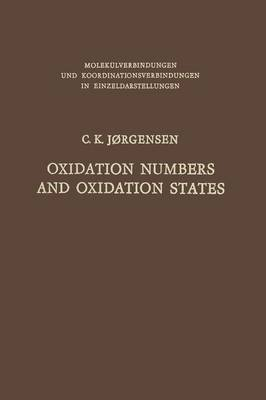 Oxidation Numbers and Oxidation States