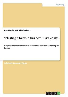 Valuating a German Business - Case Adidas
