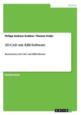 3D-CAD Mit KBE-Software