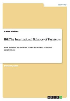 IBP. the International Balance of Payments