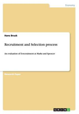 Recruitment and Selection Process