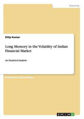 Long Memory in the Volatility of Indian Financial Market