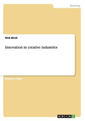 Innovation in Creative Industries