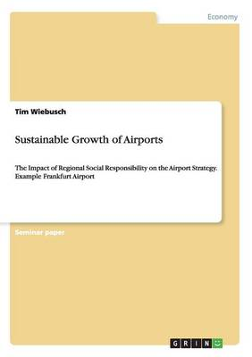 Sustainable Growth of Airports