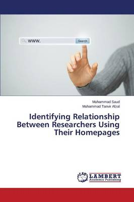 Identifying Relationship Between Researchers Using Their Homepages