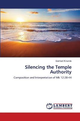 Silencing the Temple Authority