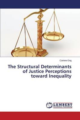 The Structural Determinants of Justice Perceptions Toward Inequality
