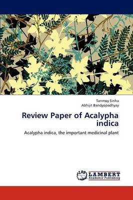 Review Paper of Acalypha Indica
