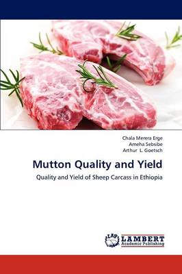 Mutton Quality and Yield