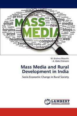 Mass Media and Rural Development in India