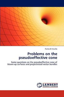 Problems on the Pseudoeffective Cone