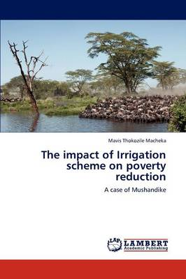 The Impact of Irrigation Scheme on Poverty Reduction