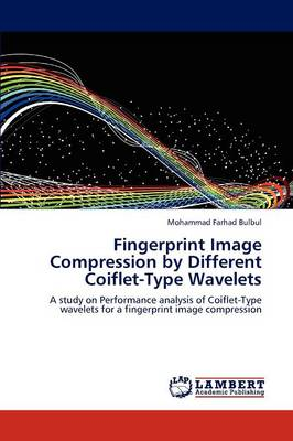 Fingerprint Image Compression by Different Coiflet-Type Wavelets