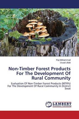 Non-Timber Forest Products for the Development of Rural Community