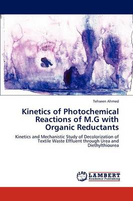 Kinetics of Photochemical Reactions of M.G with Organic Reductants
