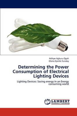 Determining the Power Consumption of Electrical Lighting Devices