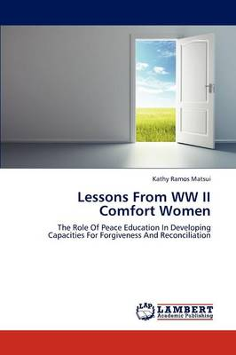Lessons from WW II Comfort Women