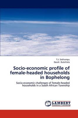 Socio-Economic Profile of Female-Headed Households in Bophelong