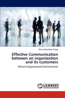 Effective Communication Between an Organization and Its Customers