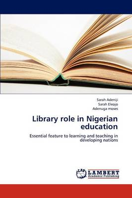 Library Role in Nigerian Education