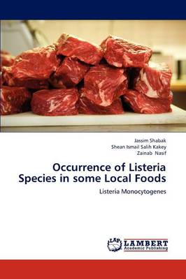 Occurrence of Listeria Species in Some Local Foods