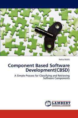Component Based Software Development(cbsd)