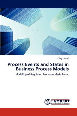 Process Events and States in Business Process Models