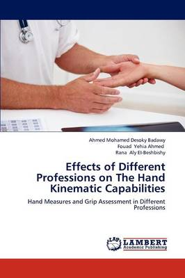 Effects of Different Professions on the Hand Kinematic Capabilities
