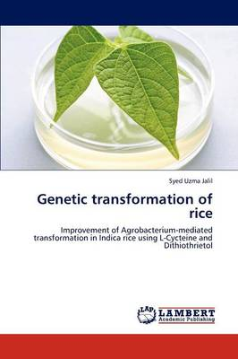 Genetic Transformation of Rice