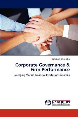 Corporate Governance & Firm Performance