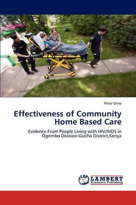 Effectiveness of Community Home Based Care