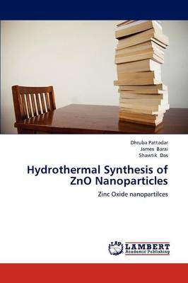 Hydrothermal Synthesis of Zno Nanoparticles